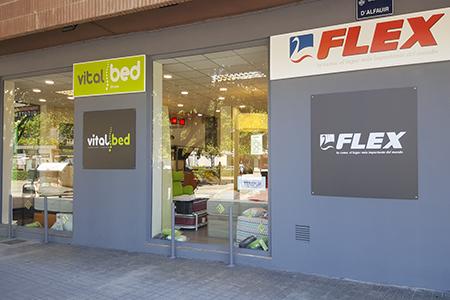 Tienda Vitalbed Avda. Alfahuir Valencia
