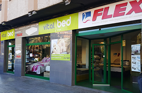 Vitalbed Tienda Calle sagunt Valencia