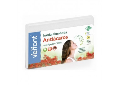 Funda Almohada ANTIACAROS VELFONT